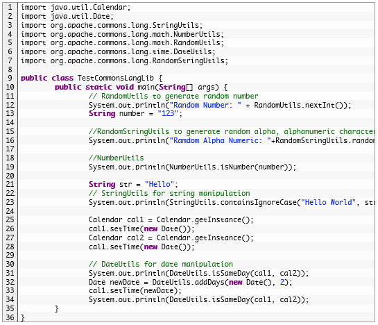 java programlama örneği 2
