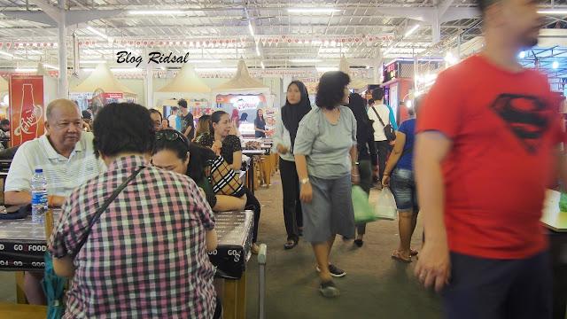 Medan Night Market: Akhirnya bisa kesini - Suasana 01