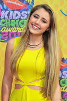 Lia Marie Johnson - Nickelodeon Kids' Choice Awards 2014 in LA 03/29/14