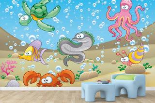 Sea life Wallpaper For Walls