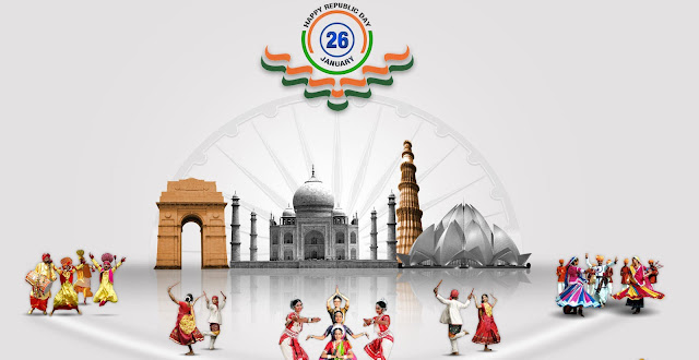 Happy Republic Day Wishes in English - Best Republic Day 2018 Wishes in English