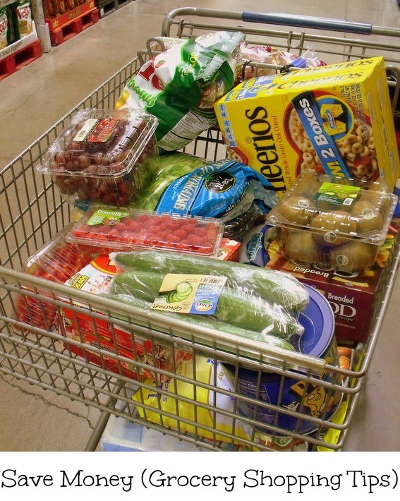 New Years Resolution Solution Save Money (grocery