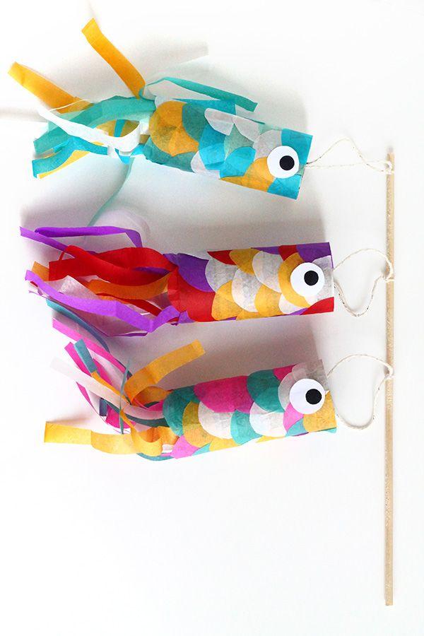4 Juguetes D.I.Y. reciclando rollos de cartón
