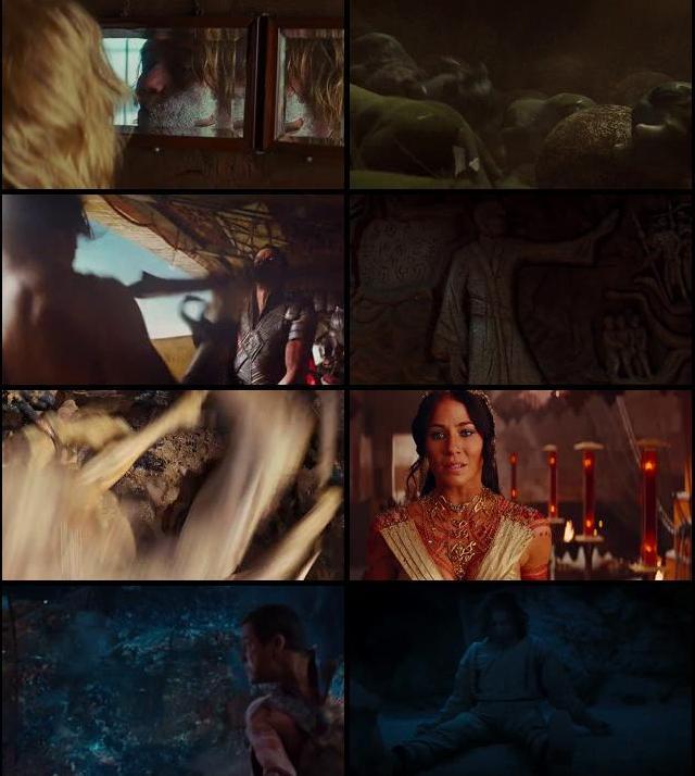 John Carter 2012 Dual Audio Hindi 720p BRRip