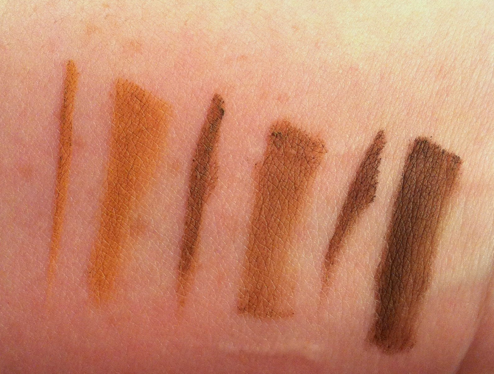 Make Up For Dolls: MAC Fluidline Brow Gelcreme