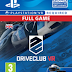 DriveClub VR PS4 UK