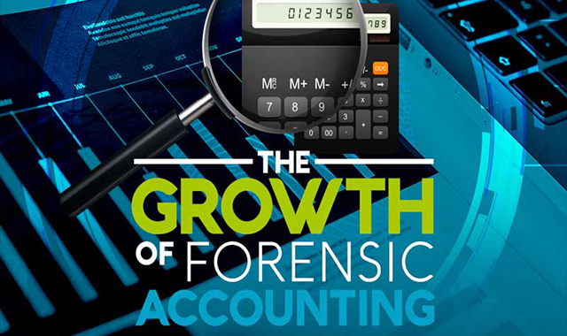 The Growth of Forensic Accounting