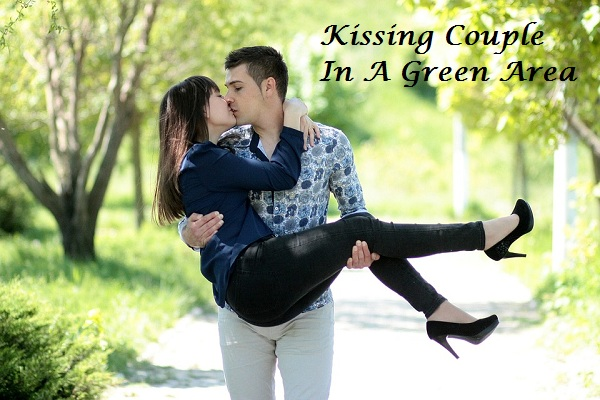 Happy Kissing