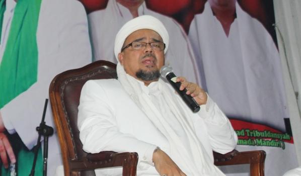 Habib Rizieq Kecam Pernyataan Komnas HAM yang Menolak Fatwa MUI