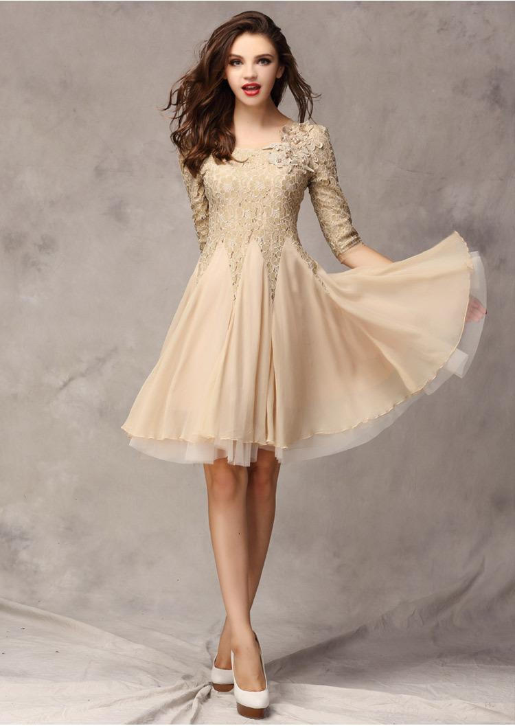 3 Dress Simple Untuk Pesta Atau Kondangan Andiani S Beauty Journal