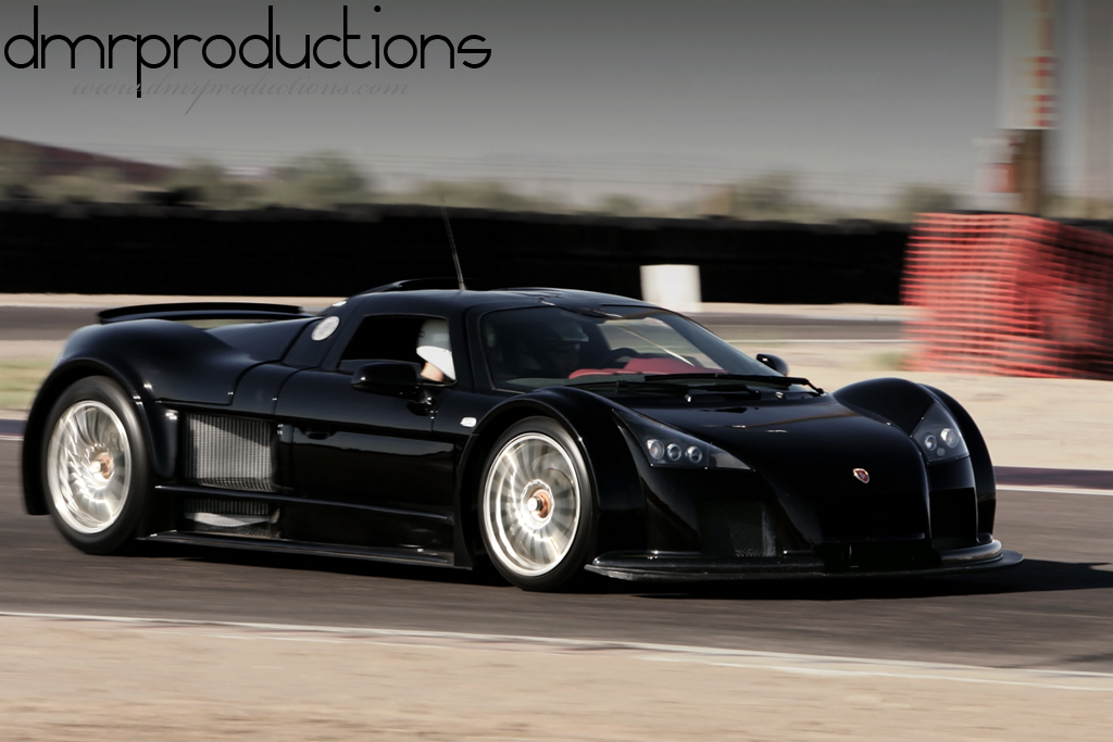 Cool Cars: Gumpert Apollo Black