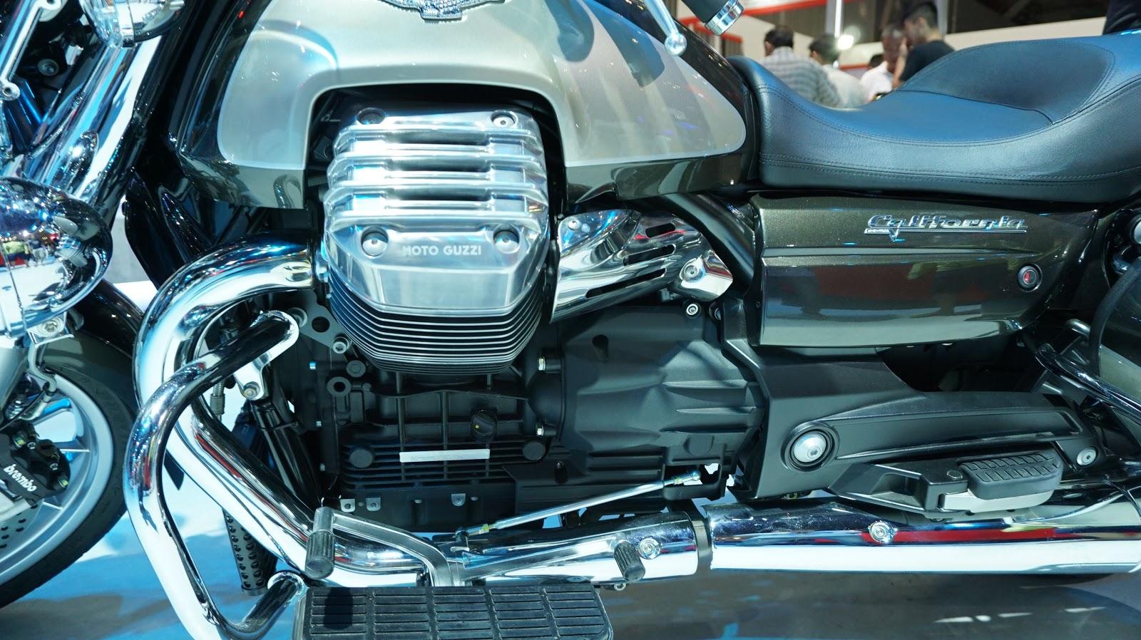 Xế California Touring SE có một khối động cơ quá mạnh mẽ, hoàn hảo