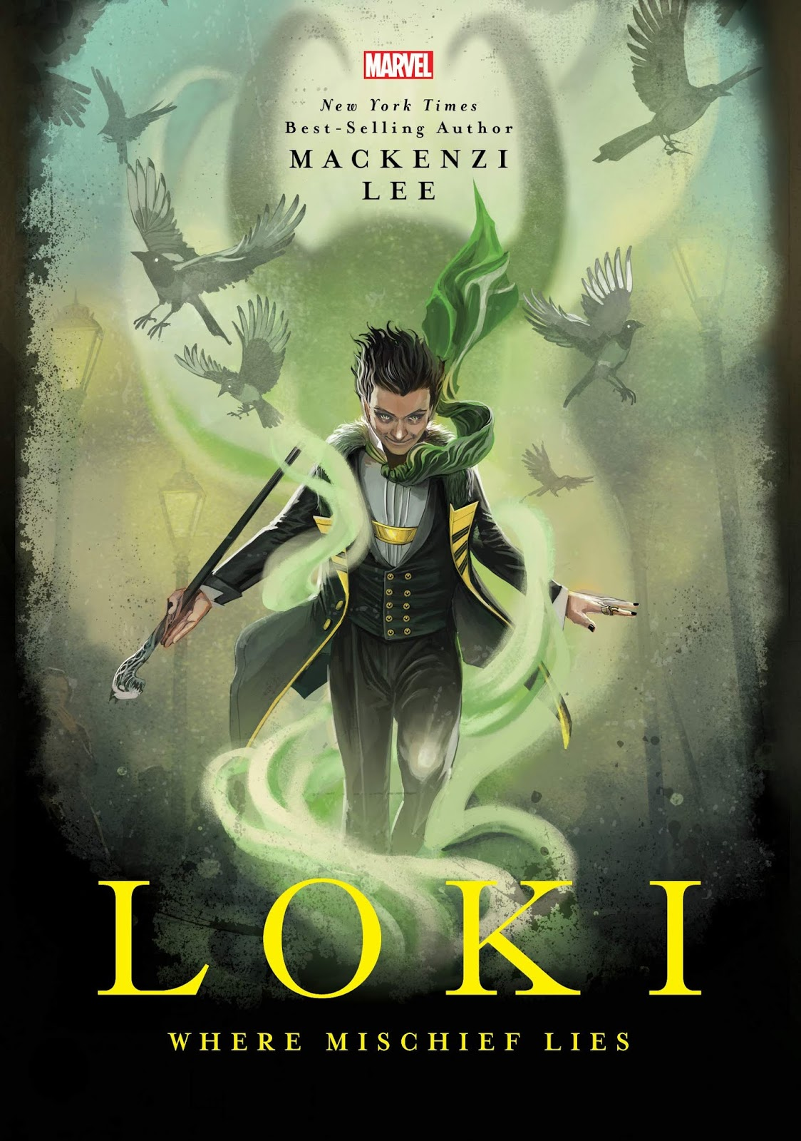 Loki: Where Mischief Lies by Mackenzi Lee and Stephanie Hans