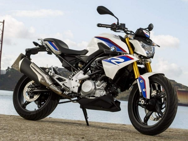 New BMW G 310 R Launching 2016