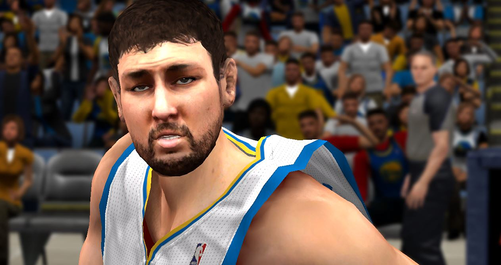 NBA 2K14 Next-Gen PC Face Mods