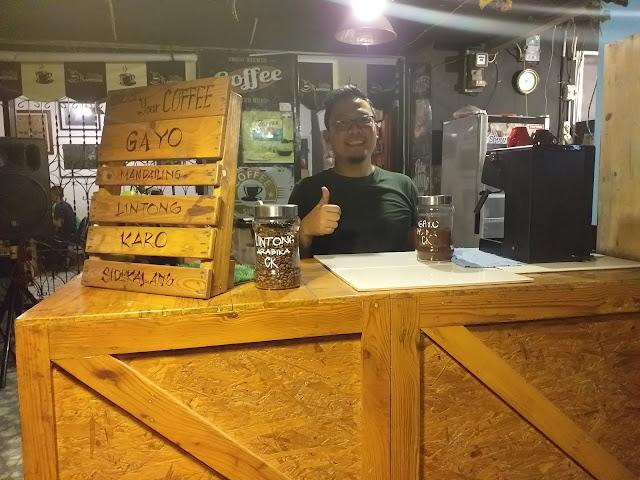Nyaman Bagi Semua Kalangan, Coffe Kampoeng Hadir Di Medan