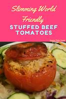 Slimming world stuffed tomatoes recipe