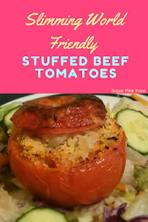 Slimming world stuffed tomatoes recipe