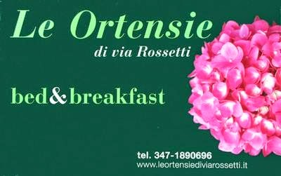 B&B Lo Ortensie