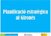 Planificació estratègica al Gironès
