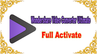 Wonder share Video Converter Ultimate For PC
