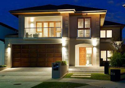 Kumpulan Bentuk Fasad Rumah Minimalis Terbaru 2016 - 004