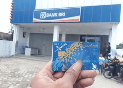 Cara membuat ATM BRI