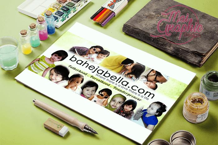 design header blog