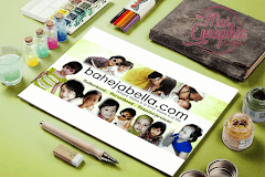 Design Header Blog Bahejabella.com