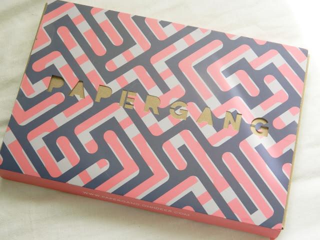 The Papergang Box, Papergang, Papergang July, July Papergang Box,