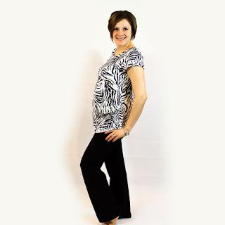 pregnancy shirt pattern