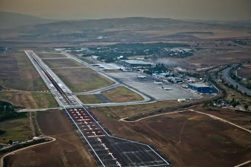 skopje airport macedonia