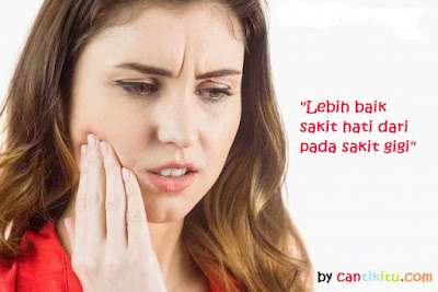 Hasil gambar untuk sakit gigi