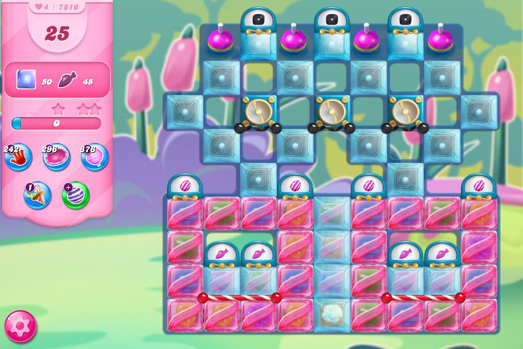 Candy Crush Saga level 7816