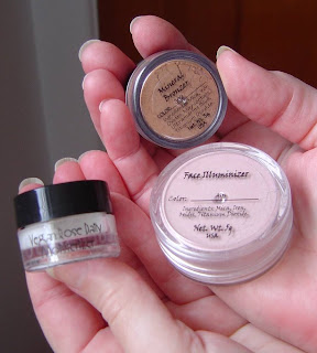 Rose Moisturizer, Illuminizer and Bronzer.jpeg