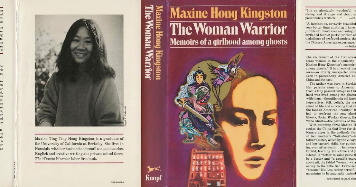 maxine hong kingston no name woman