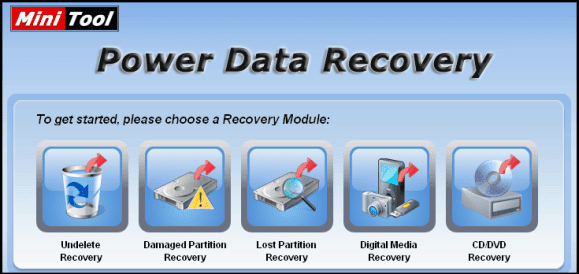 minitool power data recovery 7.0 bootable media builder