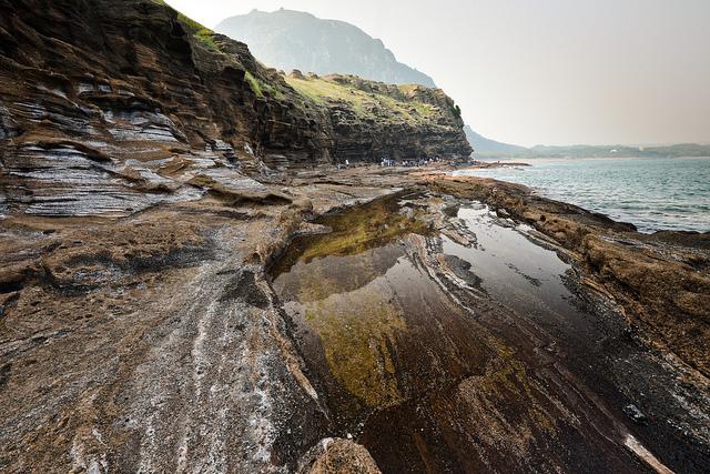 Costa de Yongmeori. Foto de Douglas Macdonald