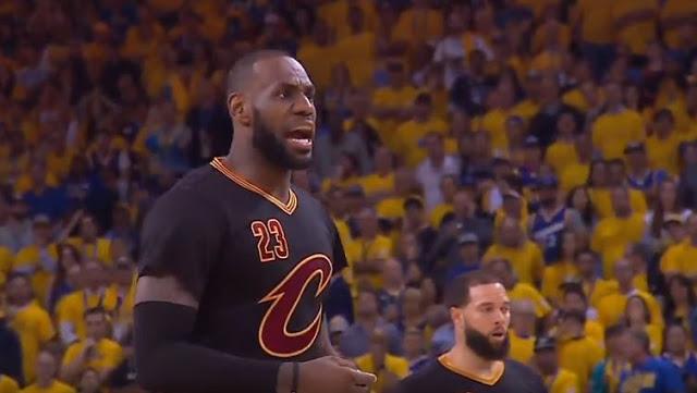 NBA Rumors: LeBron James on Leaving the Cavaliers in 2018