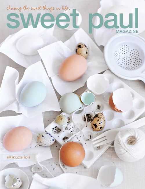 A fab and free new issue of Sweet Paul magazine!!!