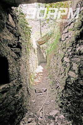 Linea Cadorna di Ornavasso, una lunga trincea da esplorare.