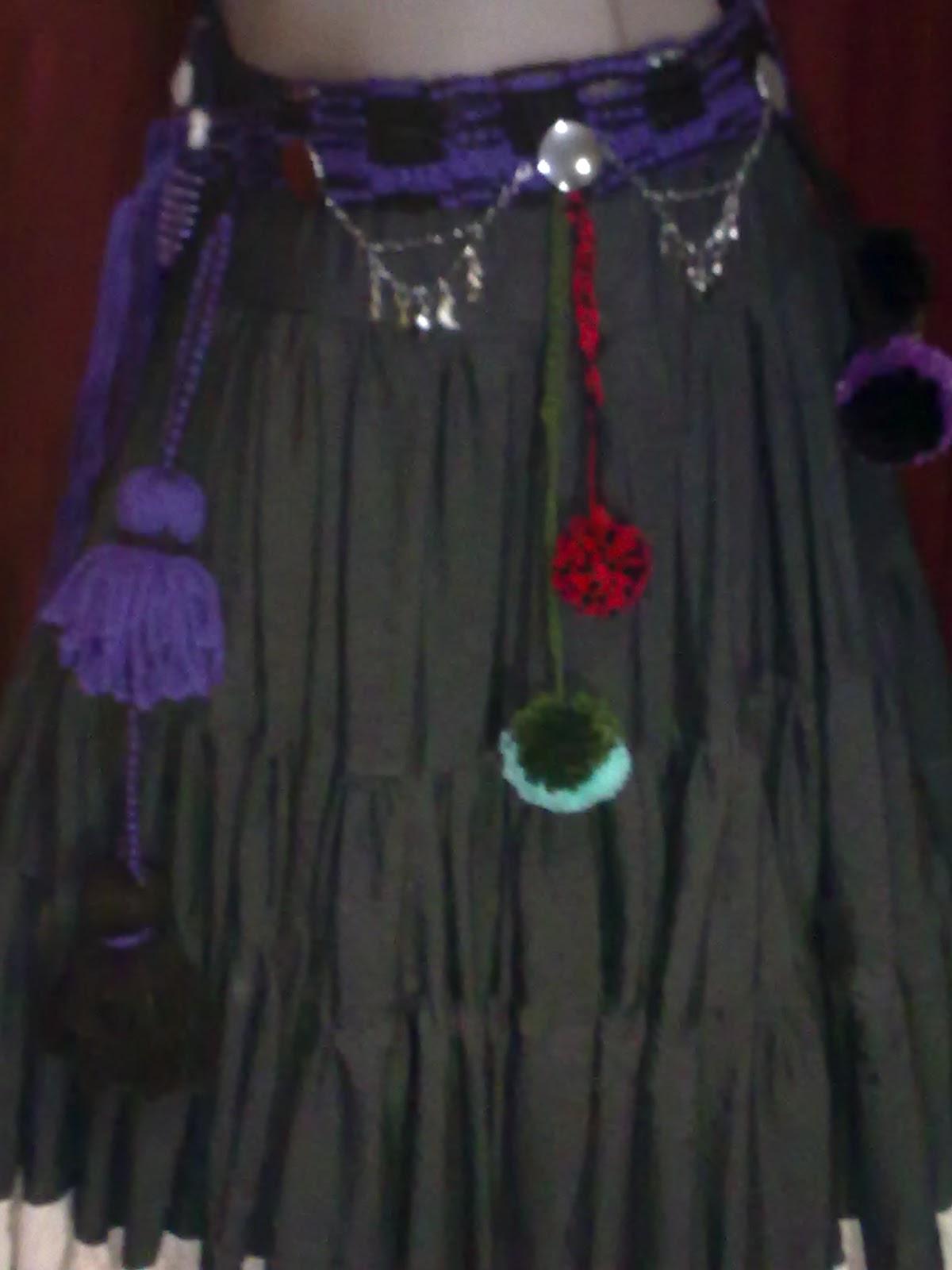 Disenos Tribales Innovadores: AMIRA PRODUCTOS: Cinturones Para Danza Tribal