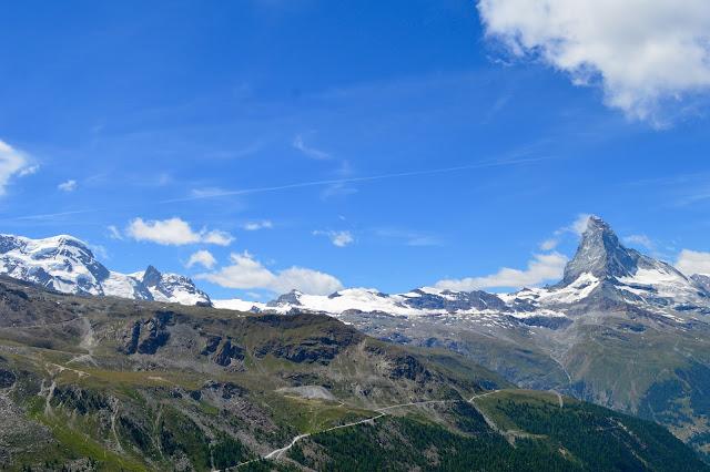 Matterhorn Panorama from 5-Seenweg, Sleachmour Adventures