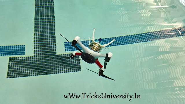 About Loon copters-Amphibious Drones