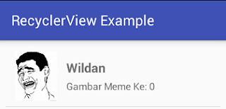 WildanTechoArt-Item Desain RecyclerView