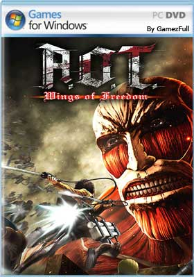 Attack on Titan (A.O.T.) Wings of Freedom PC Full