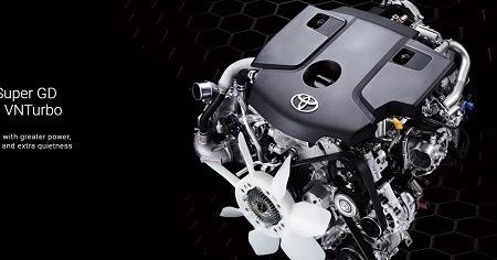 Spesifikasi Grand New Avanza 2018 Toyota All Yaris Trd Sportivo Mesin Fortuner Tipe G, Vrz ...