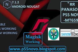 LATEST][NOUGAT][MT6592] RESURRECTION REMIX FOR PANASONIC P55 NOVO