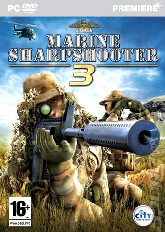 Marine Sharpshooter 3 Full PC [Gratis] [Descargar]