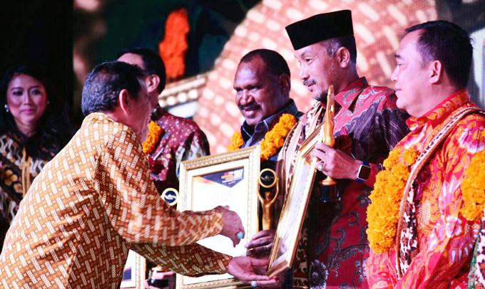 Bupati Keturunan Bugis di Kalimantan Nyatakan Dukungan ke IYL-Cakka